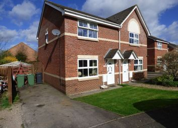 Thumbnail 3 bed semi-detached house for sale in Huntley Close, Abbeymead, Gloucester