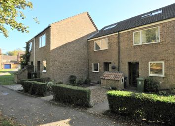Thumbnail 3 bed terraced house to rent in Champions Close, Fowlmere, Royston