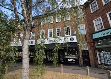 Thumbnail 2 bed flat for sale in High Street, Cheam Village