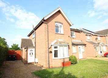 Thumbnail 2 bed semi-detached house for sale in Kiln Close, Little Downham, Ely