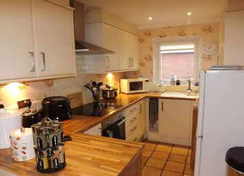 Thumbnail 2 bed bungalow to rent in Grasby Court, Bramley, Rotherham