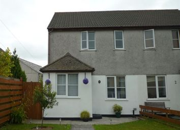Thumbnail 2 bed property to rent in Charles Close, St. Austell