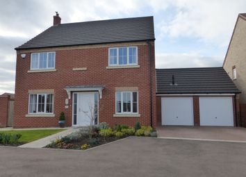 Thumbnail 4 bed detached house for sale in Silvern, Dagless Way, March