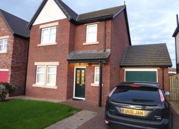 Thumbnail 3 bed detached house to rent in Woodville Way, Whitehaven, Cumbria