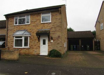 Thumbnail 4 bedroom detached house to rent in Croftfield Road, Godmanchester, Huntingdon