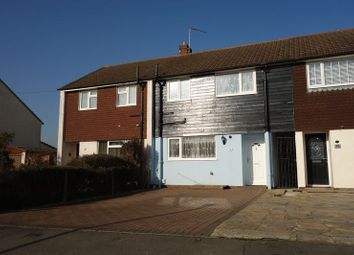 Thumbnail 3 bed terraced house for sale in Ewins Close, Ash, Aldershot