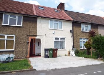 Thumbnail 4 bedroom terraced house for sale in Rugby Road, Dagenham