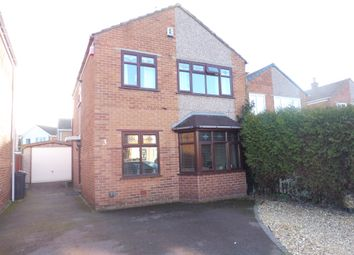 Thumbnail 3 bed detached house for sale in Chalfield Close, Great Sutton, Ellesmere Port