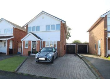 Thumbnail 3 bed property for sale in Leaford Way, Kingswinford