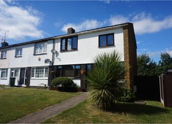 Thumbnail 3 bed end terrace house for sale in High Road, Basildon