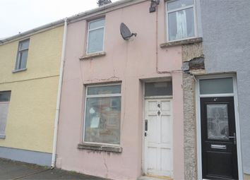Thumbnail 2 bedroom terraced house for sale in Bethania Street, Maesteg, Mid Glamorgan