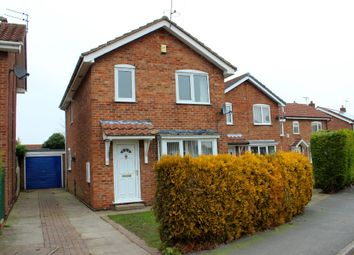 Thumbnail 3 bed detached house for sale in Bramley Avenue, Barlby, Selby