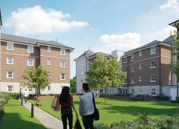 Thumbnail 1 bedroom flat for sale in Plot 53, Queensgate, Etps Road, Farnborough, Hampshire