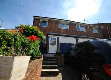 Thumbnail 3 bed semi-detached house for sale in Heron Hill, Belvedere, Kent