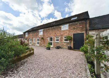 Thumbnail 4 bed barn conversion for sale in Kniveton, Ashbourne
