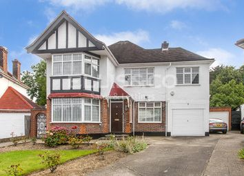 Thumbnail 5 bed detached house for sale in Edgeworth Crescent, London