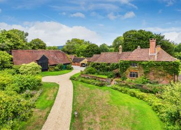Thumbnail 7 bed property for sale in Barhatch Lane, Cranleigh