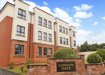 Thumbnail 2 bed flat for sale in London Road, Kilmarnock
