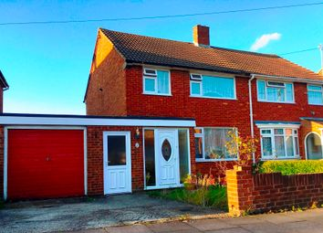 Thumbnail Semi-detached house to rent in Fairfield Road, Dunstable
