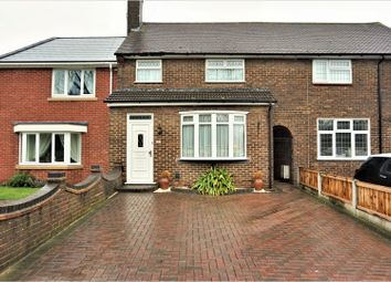 Thumbnail 2 bed terraced house for sale in North Hill Drive, Romford