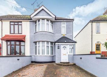 Thumbnail 3 bed end terrace house for sale in Eastcourt Lane, Rainham, Gillingham, Kent