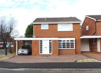 Thumbnail 4 bed detached house for sale in Weymouth Drive, Four Oaks, Sutton Coldfield