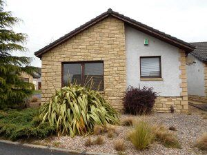 Thumbnail 2 bed detached house to rent in Whitefield Rise, Dunfermline