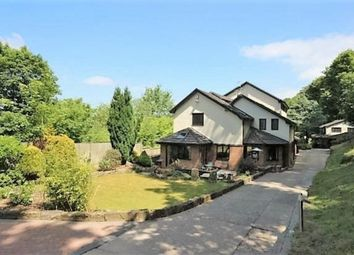 Thumbnail 5 bedroom detached house for sale in Gresford Hill, Gresford, Wrexham