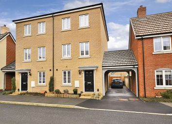 Thumbnail 4 bed semi-detached house for sale in Copia Crescent, Leighton Buzzard