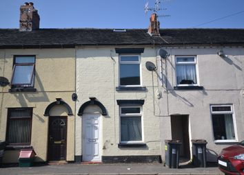 Thumbnail 2 bed terraced house to rent in Church Street, Silverdale, Newcastle