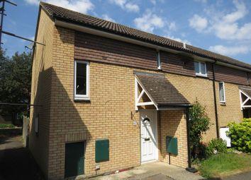 Thumbnail 3 bed end terrace house for sale in Dankworth Road, Basingstoke