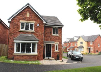 Thumbnail 4 bedroom detached house for sale in Bloomsbury Crescent, Bolton