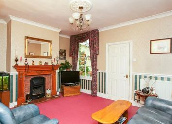 Thumbnail 3 bed terraced house for sale in Middlewich Road, Holmes Chapel, Crewe, Cheshire