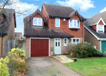 Thumbnail 4 bed detached house for sale in Greshams Way, Edenbridge