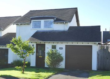 Thumbnail 3 bed link-detached house for sale in Manor Park, Bradworthy, Holsworthy