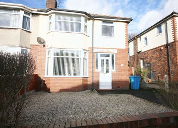 Thumbnail 3 bed semi-detached house to rent in Alexandra Grove, Runcorn