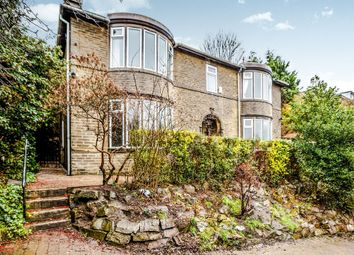Thumbnail 4 bed detached house for sale in Hollins Lane, Sowerby Bridge