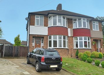 Thumbnail 3 bedroom semi-detached house to rent in Addison Close, Petts Wood, Orpington