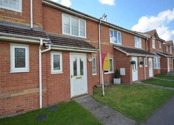 Thumbnail 2 bed town house to rent in Brierley Close, Snaith, Goole