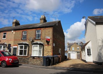 Thumbnail 1 bed flat to rent in Star Street, Ware