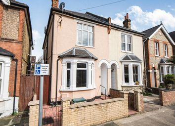 Thumbnail 4 bedroom semi-detached house for sale in Chatham Road, Norbiton, Kingston Upon Thames