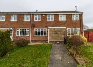 Thumbnail 2 bed town house for sale in Bracken Way, Markfield