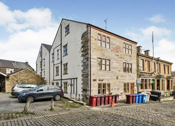 Thumbnail 2 bed flat for sale in Mill Street, Padiham, Burnley, Lancashire