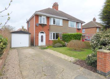 Thumbnail 3 bed semi-detached house for sale in Elms Drive, Rugby