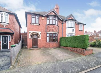 Thumbnail 3 bed semi-detached house for sale in Ebrington Road, West Bromwich