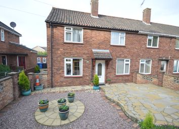 Thumbnail 3 bed end terrace house for sale in The Avenues, Norwich