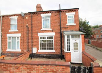 Thumbnail 2 bed terraced house to rent in Eden Grove, Doncaster