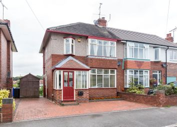 Thumbnail 3 bed semi-detached house for sale in Old Park Road, Beauchief, Sheffield