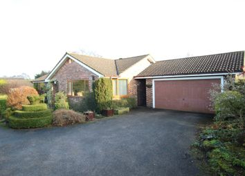 Thumbnail 3 bed bungalow for sale in Pear Tree Close, Weaverham, Northwich