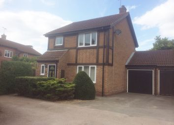 Thumbnail 3 bed detached house to rent in Saumur Way, Warwick